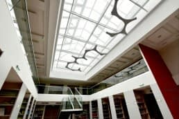 """Китайски културен център """"Институт Конфуций"""", награда """"Сграда на годината"""" 2016, Солер архитекти"""