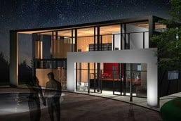 Конферентен център в Белене, Солер архитекти