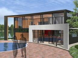 """Сертифицирани архитекти по стандарт """"Пасивна къща"""" на Passive House Institute, Darmshtadt, Германия. , Солер архитекти"""